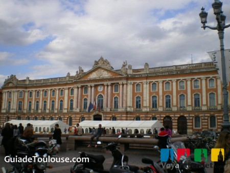 Place Capitol Toulouse