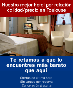 Hoteles Booking Toulouse